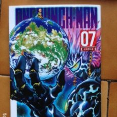 Cómics: ONE PUNCH-MAN DE ONE Y YUSUKE MURATA TOMO 7 - IVREA 2016. Lote 173605610