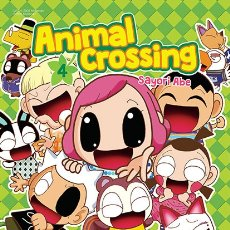 Cómics: CÓMICS. MANGA. ANIMAL CROSSING 4 - SAYORI ABE. Lote 174498947
