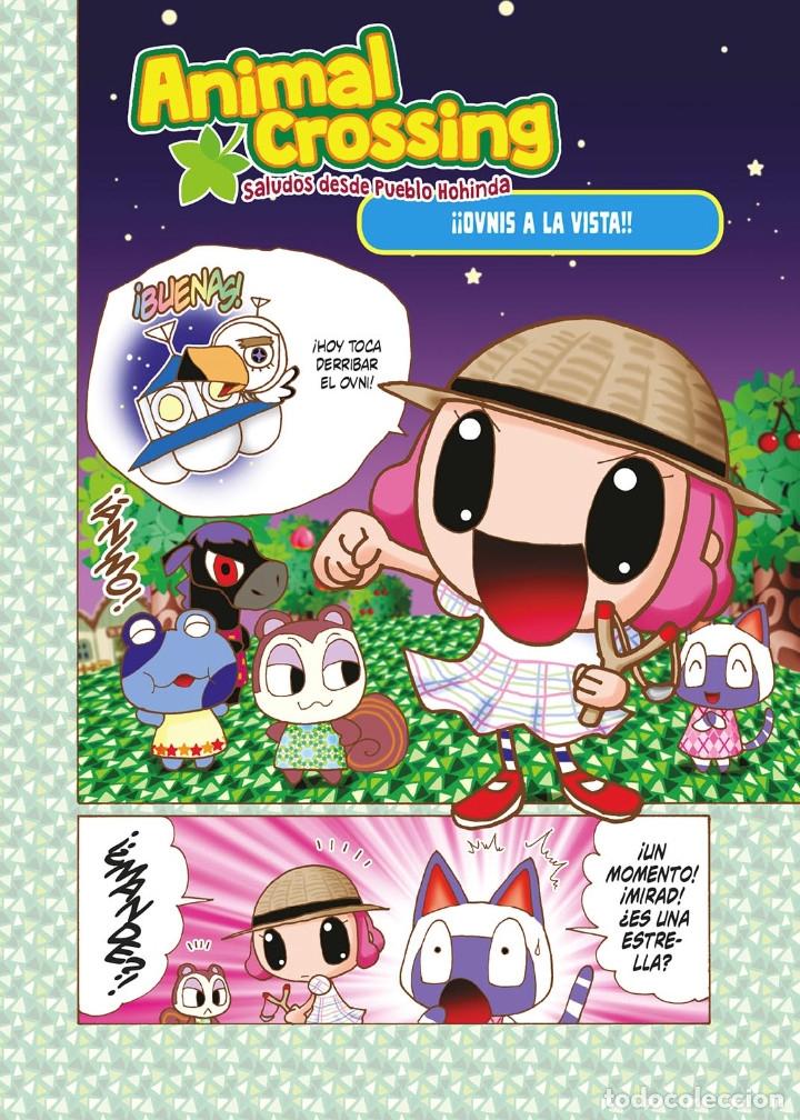Cómics: Cómics. Manga. ANIMAL CROSSING 4 - Sayori Abe - Foto 2 - 174498947