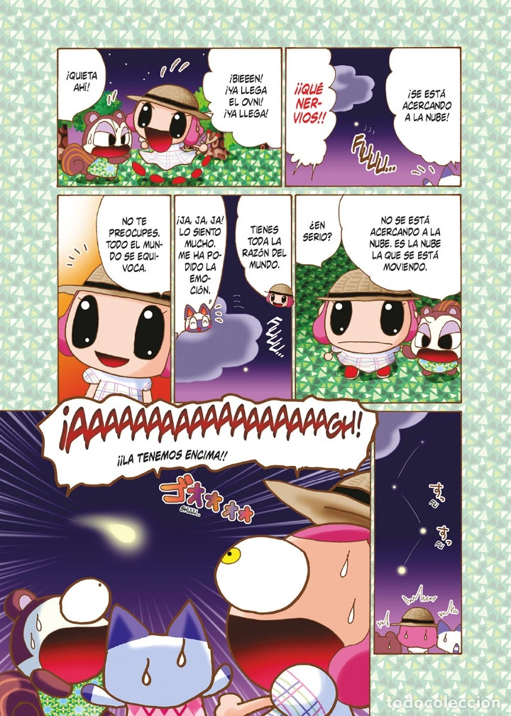 Cómics: Cómics. Manga. ANIMAL CROSSING 4 - Sayori Abe - Foto 3 - 174498947