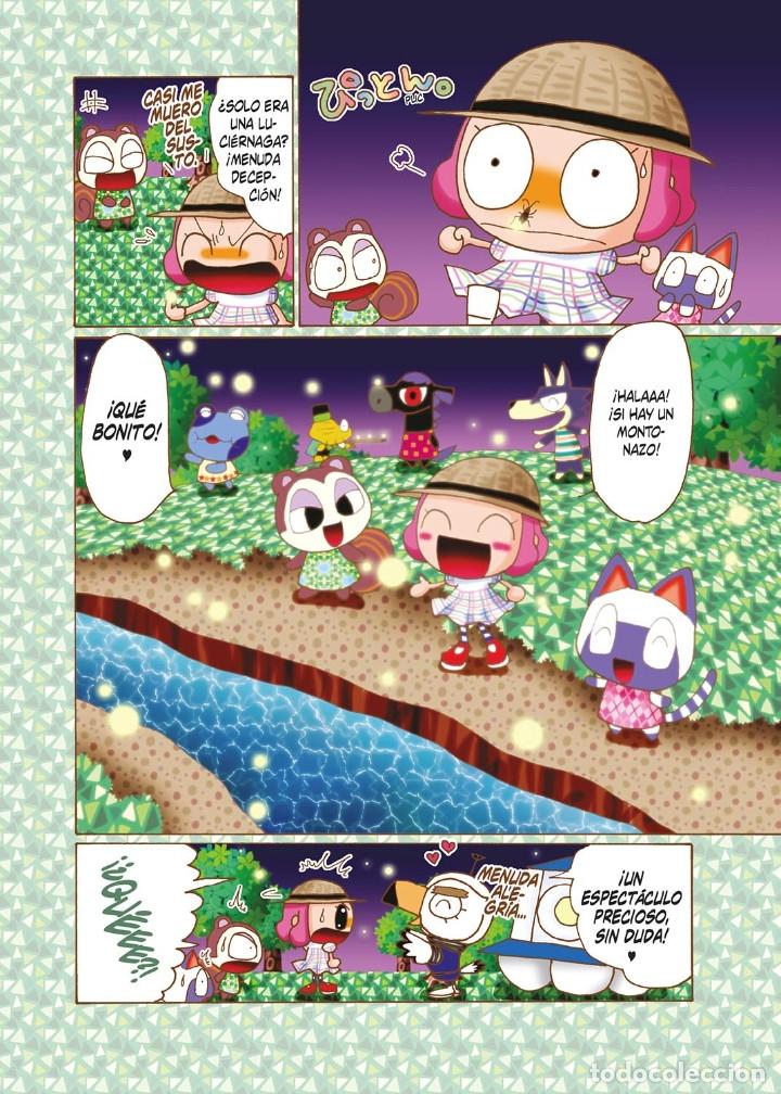 Cómics: Cómics. Manga. ANIMAL CROSSING 4 - Sayori Abe - Foto 4 - 174498947