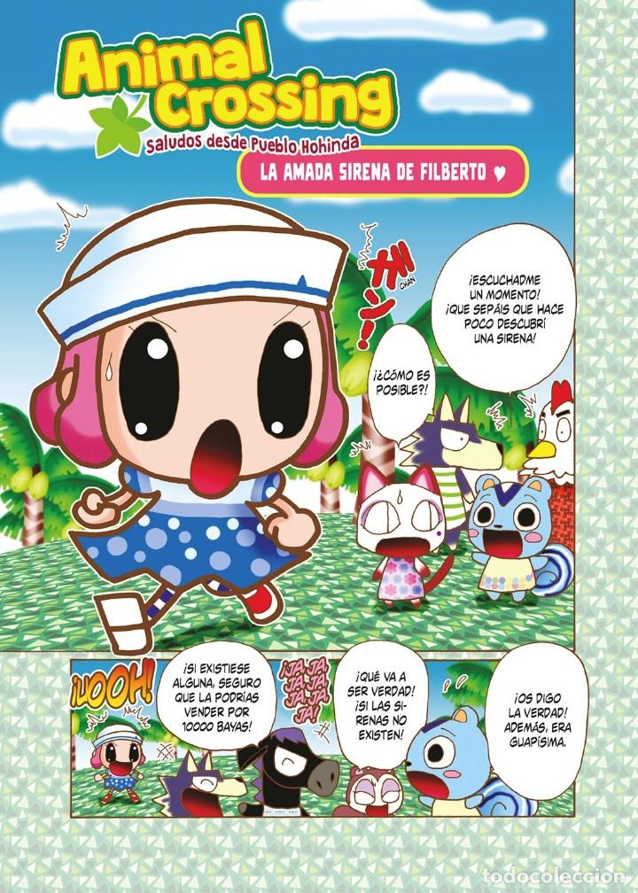 Cómics: Cómics. Manga. ANIMAL CROSSING 4 - Sayori Abe - Foto 5 - 174498947