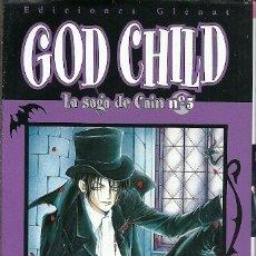 Cómics: GOD CHILD LA SAGA DE CAIN Nº 5 KAORI YUKI. Lote 175461084
