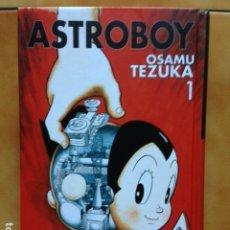 Cómics: ASTROBOY DE OSAMU TEZUKA INTEGRAL TOMO 1 - PLANETA TAPA DURA. Lote 175534200