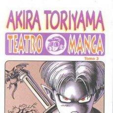 Comics : TEATRO MANGA Nº 3 - PLANETA - BUEN ESTADO - OFI15J. Lote 203854143