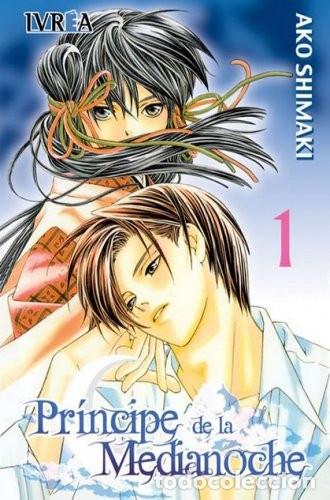 PRINCIPE DE LA MEDIANOCHE 01, IVREA - SEMINUEVO (Tebeos y Comics - Manga)