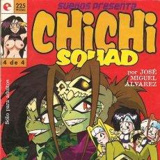 Cómics: CHICHI SQUAD Nº 4 - GLENAT - BUEN ESTADO - OFM15. Lote 176922502