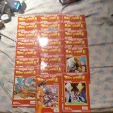 Cómics: LOTE DRAGONBALL SUPER 21 NUMEROS. Lote 176926695