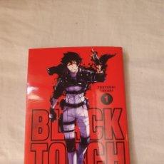 Cómics: MANGA BLACK TORCH 1 TTSUYOSHI TAKAKI NORMA EDITORIAL NUEVO. Lote 177046512