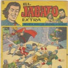 Cómics: EL JABATO EXTRA Nº 36. BRUGUERA 1962. Lote 177252365