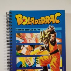 Cómics: DRAGON BALL - BOLA DE DRAC - AGENDA ESCOLAR 97 / 98 - EN CATALÁN - NORMA EDITORIAL. Lote 176921448