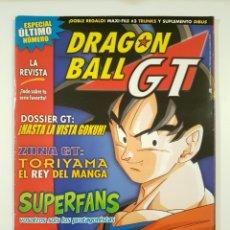 Cómics: DRAGON BALL GT LA REVISTA OFICIAL 2 3 4 5 7 8 9 12 + 13 ÚLTIMO NÚMERO - 9 REVISTAS - NORMA. Lote 177719790