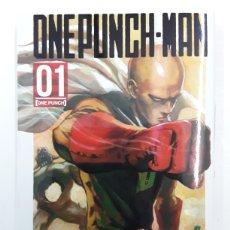 Cómics: ONE PUNCH-MAN 1 - ONE, YUSUKE MURATA - IVREA / MANGA. Lote 178171348