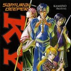 Cómics: SAMURAI DEEPER KYO 04 - GLENAT - SEMINUEVO. Lote 178998895