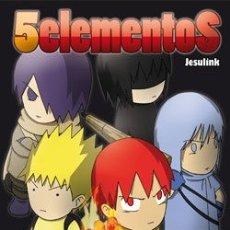 Cómics: 5 ELEMENTOS 01 - JESULINK - SEMINUEVO. Lote 178998967