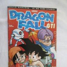Cómics: DRAGON FALL GTI ESPECIAL VERANO.. Lote 179198283