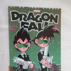 Cómics: DRAGON FALL Nº 26 - EDITORIAL HELIOPOLIS.. Lote 179198388