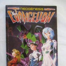 Cómics: NEOGÉNESIS EVANGELION - MANGA Nº 2 DE 6 - NORMA EDITORIAL 1997.. Lote 179198671