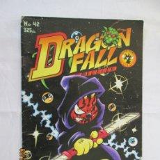 Cómics: DRAGON FALL TURBO N.º 42 - HELIÓPOLIS. . Lote 179198821