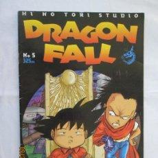 Cómics: DRAGON FALL Nº 5 - NEKO EDICIONES.. Lote 179198957