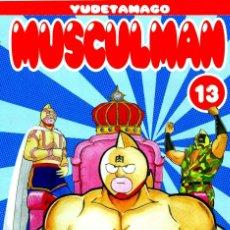 Comics: MUSCULMAN-13 ( GLENAT) DE YUDETAMARO. 384 PGS. EN CATALÀ. Lote 190298495