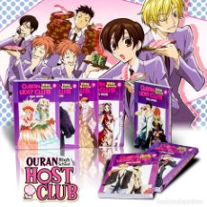 Cómics: MANGA. PACK OURAN HIGH SCHOOL. 7 CÓMICS - BISCO HATORI DESCATALOGADO!!! OFERTA!!!. Lote 180094165