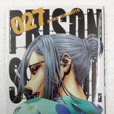 Cómics: PRISON SCHOOL 27 - AKIRA HIRAMOTO - IVREA / MANGA. Lote 180101845
