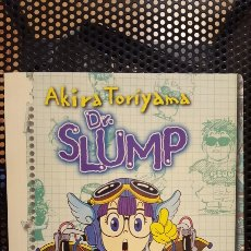 Cómics: CARPETA PROMOCIONAL - DR. SLUMP - ARALE - AKIRA TORIYAMA - PLANETA DEAGOSTINI. Lote 180240968