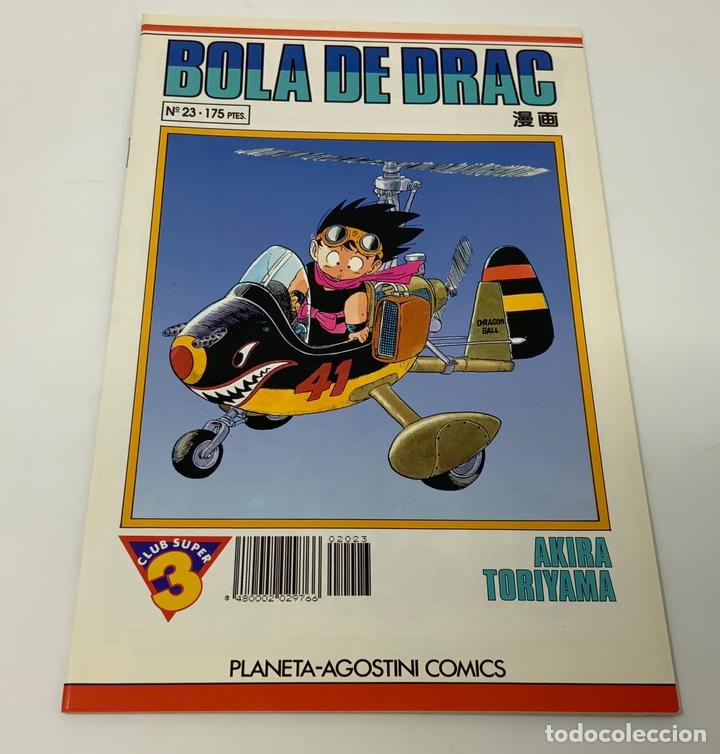 Cómics: BOLA DE DRAC PLANETA-AGOSTINI CÓMICS AÑO 92. Nª 20 A 29 - Foto 8 - 180395960