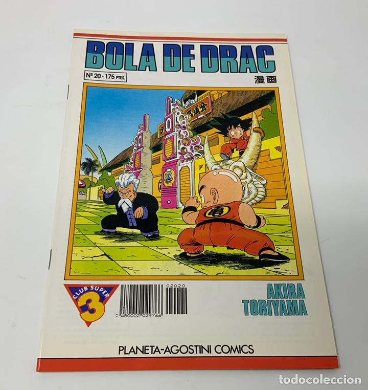 Cómics: BOLA DE DRAC PLANETA-AGOSTINI CÓMICS AÑO 92. Nª 20 A 29 - Foto 17 - 180395960