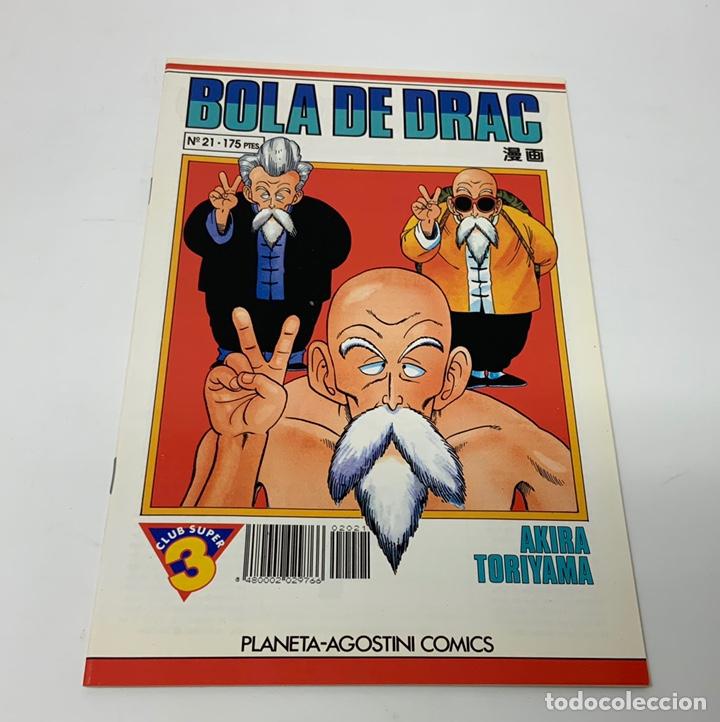 Cómics: BOLA DE DRAC PLANETA-AGOSTINI CÓMICS AÑO 92. Nª 20 A 29 - Foto 20 - 180395960