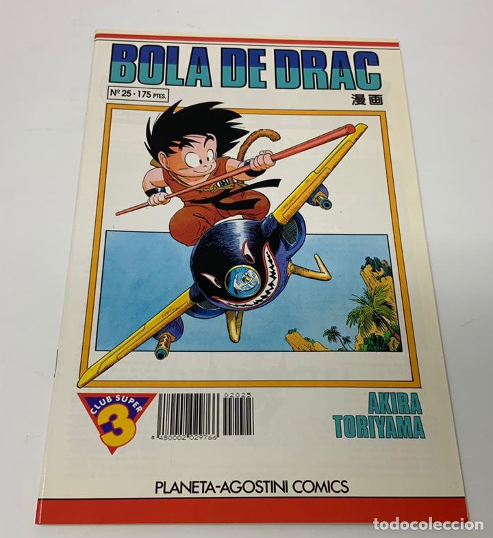 Cómics: BOLA DE DRAC PLANETA-AGOSTINI CÓMICS AÑO 92. Nª 20 A 29 - Foto 23 - 180395960