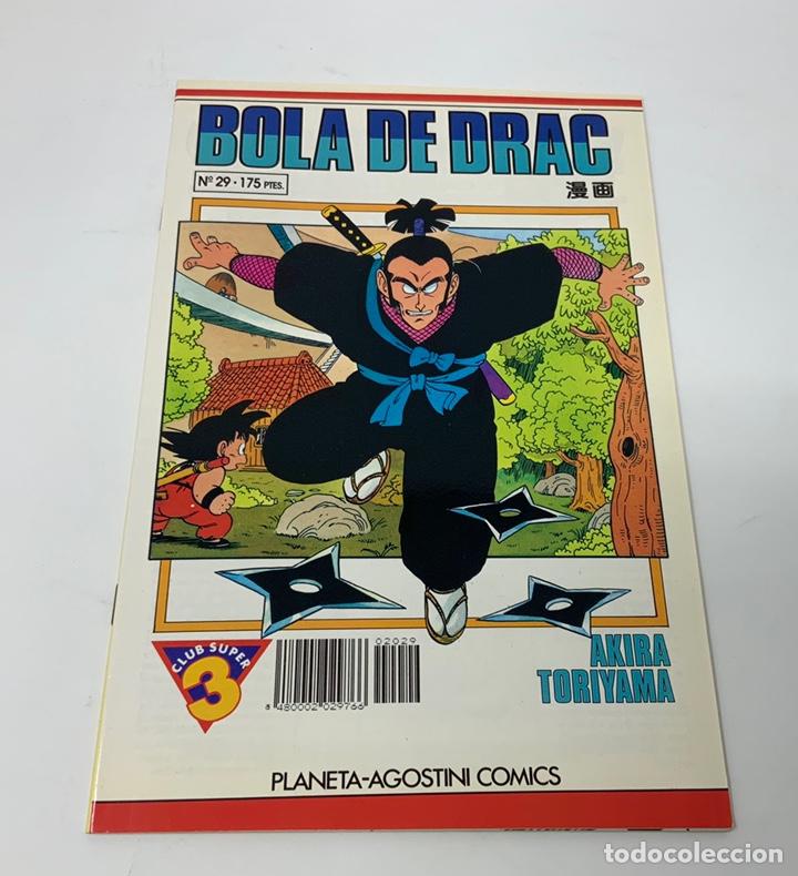 Cómics: BOLA DE DRAC PLANETA-AGOSTINI CÓMICS AÑO 92. Nª 20 A 29 - Foto 26 - 180395960