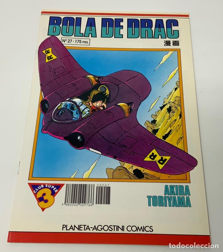 Cómics: BOLA DE DRAC PLANETA-AGOSTINI CÓMICS AÑO 92. Nª 20 A 29 - Foto 29 - 180395960