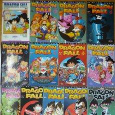 Comics: LOTE 18 NÚMEROS DE DRAGON FALL (DEL 1 AL 9 Y OTROS: VER DESCRIPCIÓN Y FOTOS). Lote 180440208