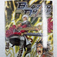 Cómics: BLAZER DRIVE 3 - SESHI KISHIMOTO - PANINI MANGA. Lote 180933240