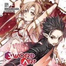 Cómics: SWORD ART ONLINE - FAIRY DANCE Nº 4 - NOVELA - NUEVO. Lote 181070993