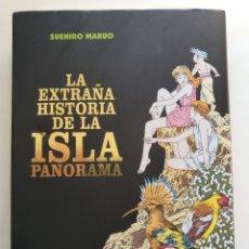 Cómics: LA EXTRANA HISTORIA DE LA ISLA PANORAMA. SUEHIRO MARUO. GLÉNAT. Lote 181167353
