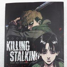 Cómics: KILLING STALKING 1 - KOOGI - MILKY WAY / MANGA. Lote 181334752