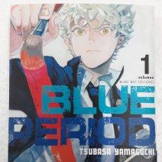 Cómics: BLUE PERIOD 1 - TSUBASA YAMAGUCHI - MILKY WAY / MANGA. Lote 181453663