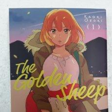 Cómics: THE GOLDEN SHEEP 1 - KAORI OZAKI - MILKY WAY / MANGA. Lote 181453823