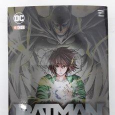 Cómics: BATMAN Y LA LIGA DE LA JUSTICIA 2 - SHIORI TESHIROGI - ECC CÓMICS / MANGA. Lote 182824665