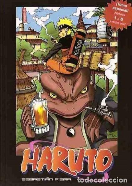 HARUTO TOMO ESPECIAL CON LOS NUMEROS 1 A 6 (SEBASTIAN RIERA) MEDEA ED. - MUY BUEN ESTADO - OFI15T (Tebeos y Comics - Manga)