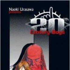 Cómics: 20 TH CENTURY BOYS Nº 12 (NAOKI URASAWA) PLANETA - MUY BUEN ESTADO - SUB02T. Lote 183780605