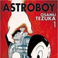 Cómics: ASTROBOY INTEGRAL Nº 1 (OSAMU TEZUKA) PLANETA - CARTONE - IMPECABLE - SUB02T. Lote 183786141