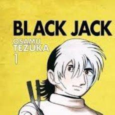 Cómics: BLACK JACK Nº 1 (OSAMU TEZUKA) PLANETA - CARTONE - IMPECABLE - SUB02T. Lote 183791287