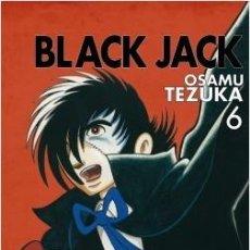 Cómics: BLACK JACK Nº 6 (OSAMU TEZUKA) PLANETA - CARTONE - IMPECABLE - SUB02T. Lote 183791495