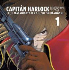 Cómics: CAPITAN HARLOCK DIMENSION VOYAGE 01 - NORMA - SEMINUEVO. Lote 183879145