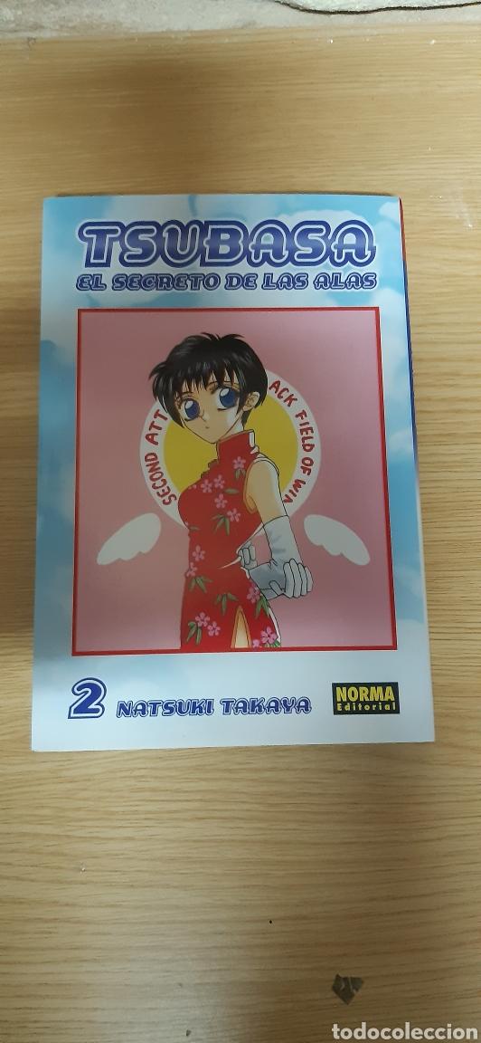MANGA TSUBASA EL SECRETO DE LAS ALAS 2 (Tebeos y Comics - Manga)