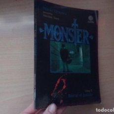 Cómics: MONSTER - BORRAR EL PASADO (LIBRO 5) - NAOKI URASAWA - PRESENTA HORRIBLE STORY (EDITORIAL PLANETA). Lote 184794885